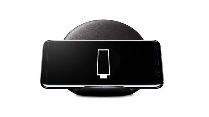 Samsung Galaxy S8 Plus xách tay Hàn Quốc được tích hợp công nghệ sạc nhanh