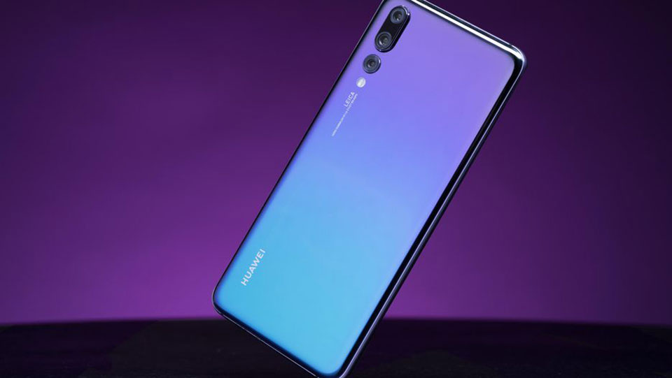 Điện thoại Huawei P20 Pro 3