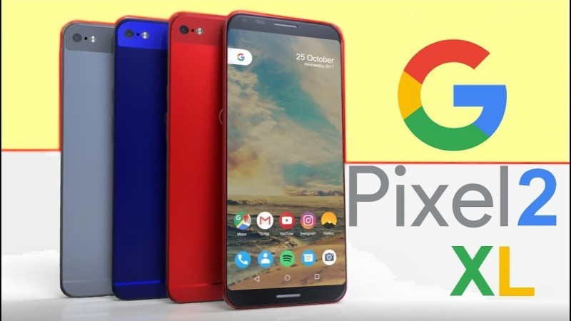 điện thoại chụp ảnh đẹp nhất hiện nay Pixel 2 và Pixel 2 XL