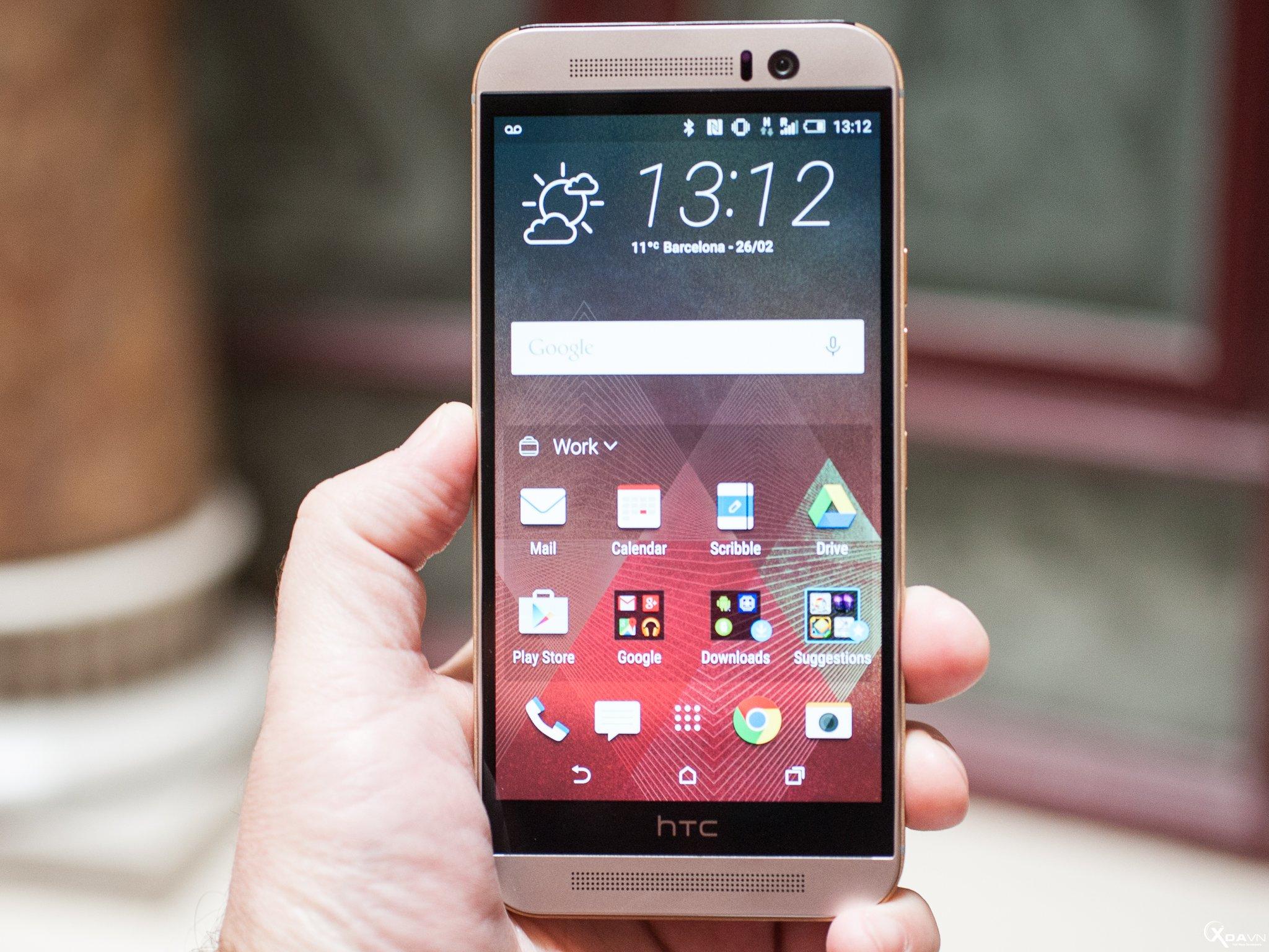   Điện thoại HTC One M9 giá bao nhiêu tiền