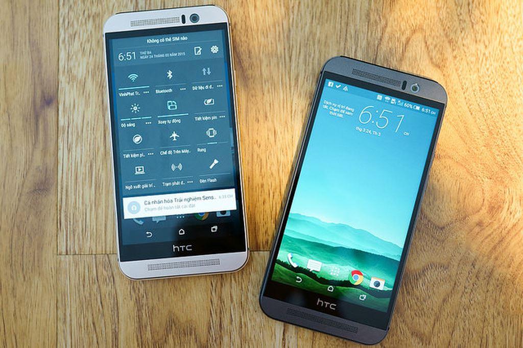 HTC One M9 được hỗ trợ thêm rất nhiều tính năng mới