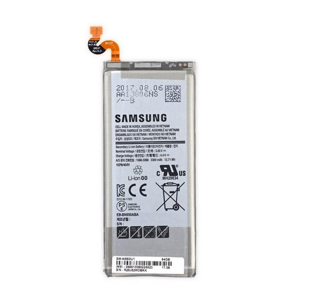Pin Galaxy Note 8 N950 chính hãng Samsung