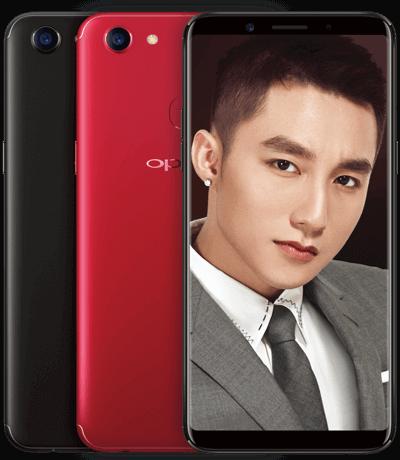 Oppo F5 màu đỏ  điện thoại đẹp cho nữ giá rẻ