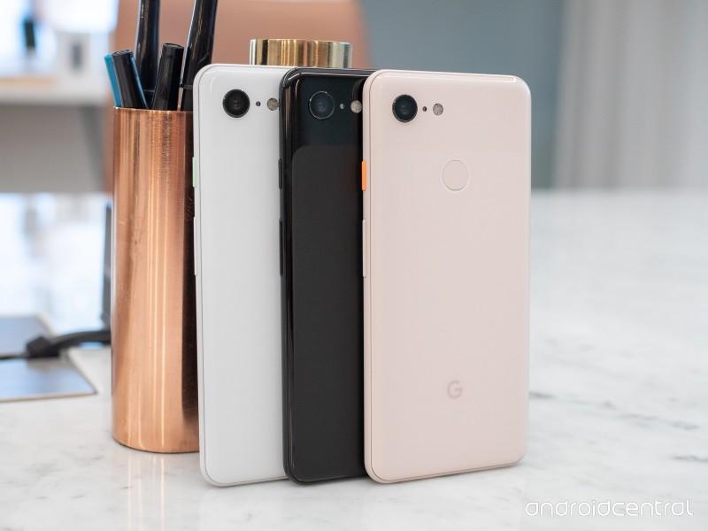 Google pixel 3 Mới Không Hộp Tặng Đầy Đủ Phụ Kiện