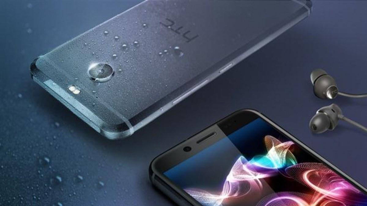 Điện thoại HTC 10 Evo được trang bị khả năng chống nước và bụi bẩn chuẩn IP68