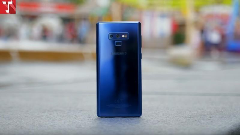 Samsung Galaxy Note 9 2 sim quốc tế mới không hộp 512GB chip Snapdargon (chip Rồng) 512GB
