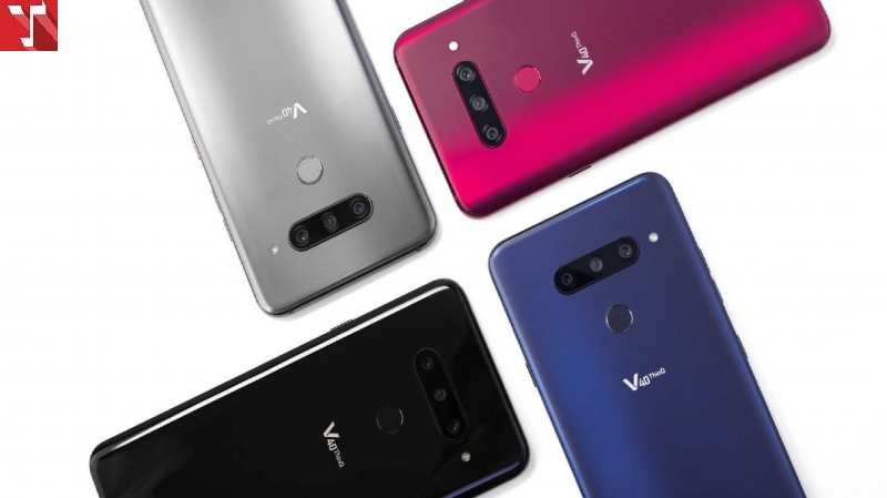 LG V40 thinQ 2 sim mới không hộp