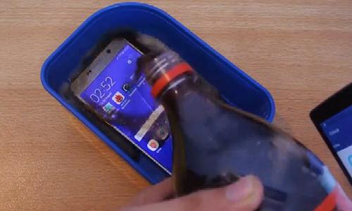 Samsung galaxy note 5 có chống nước không? 3