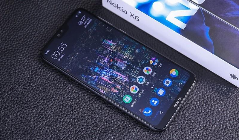 Điện thoại Nokia X6 (2018) Ram 4Gb 64Gb (Rom Tiếng Việt)