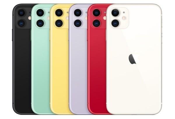 Giải đáp từ Thịnh Mobile iphone 11 có mấy màu