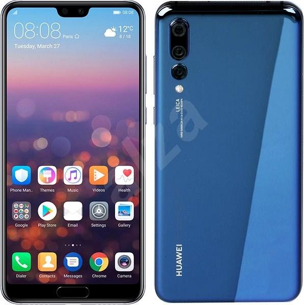 điện thoại chụp ảnh đẹp nhất hiện nay Huawei Pro 20