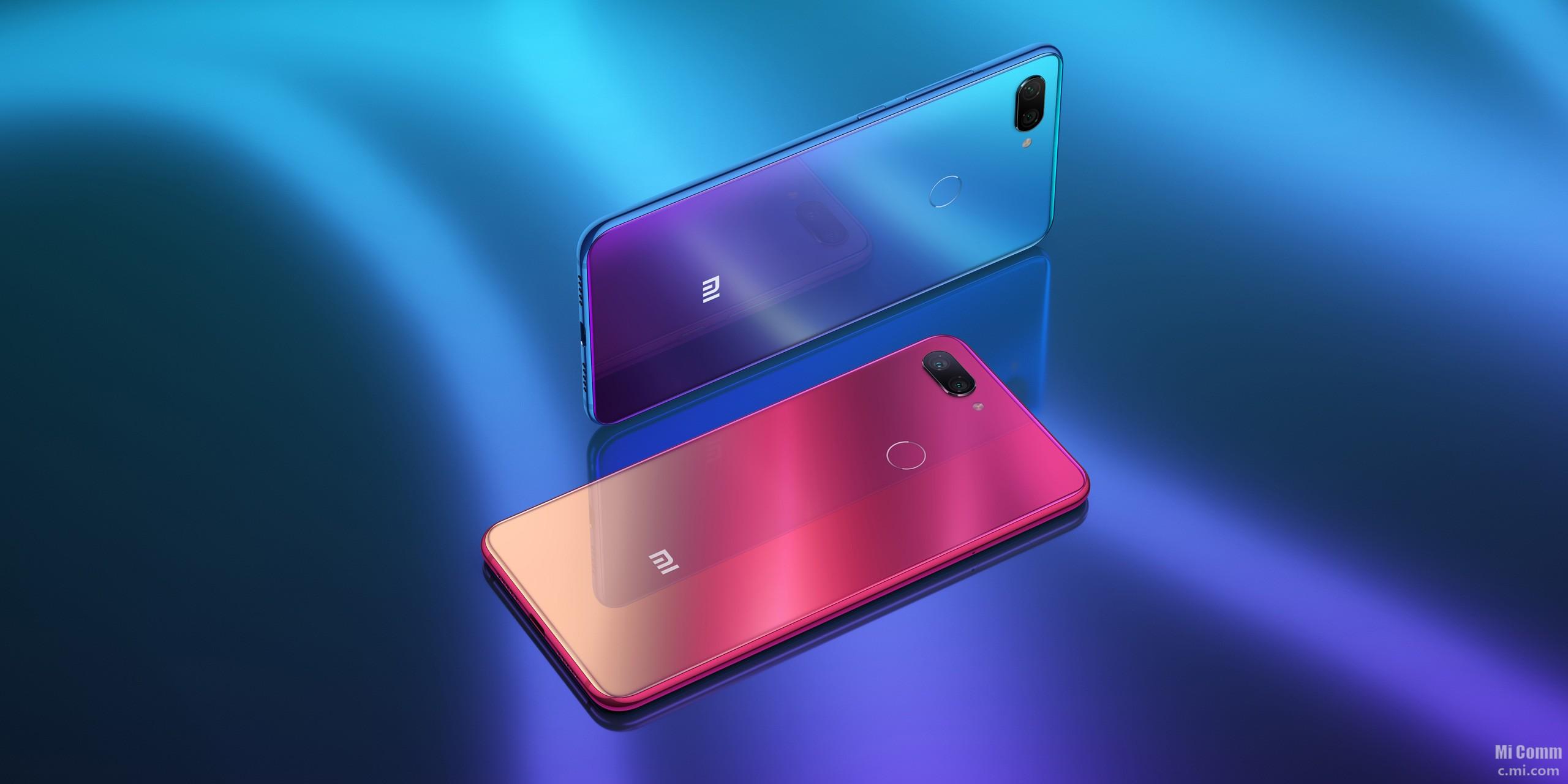 Xiaomi Mi 8 sở hữu thiết kế ngoại hình vô cùng ấn tượng