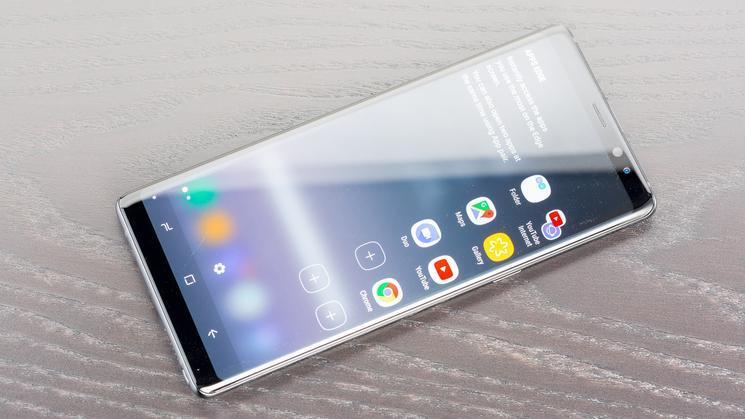 Điện thoại Samsung S8 mỹ mới FullBox  8