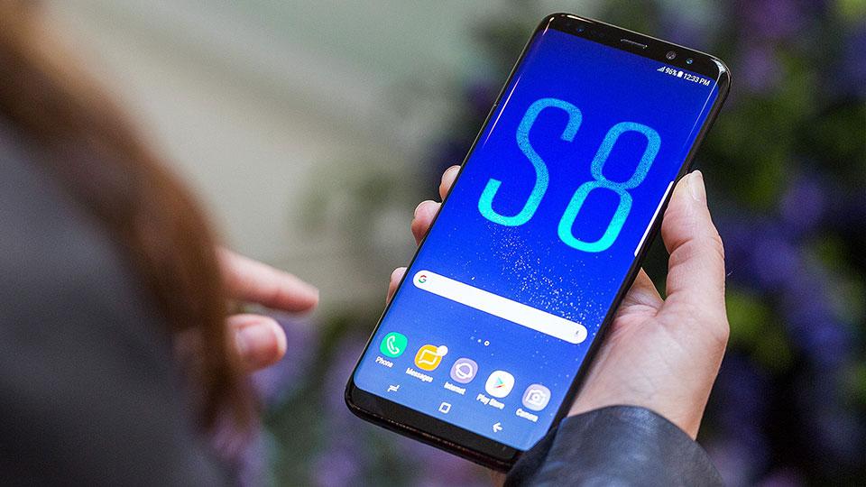 Đánh giá nhược điểm của Samsung Galaxy S8 chính hãng 3