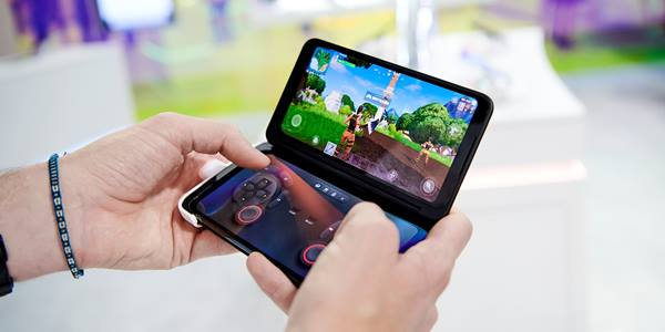 Chia sẻ các điểm nổi bật nhất của điện thoại LG G8X ThinQ xách tay 2