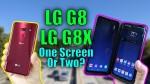 So sánh chi tiết 2 phiên bản điện thoại LG G8X và LG G8
