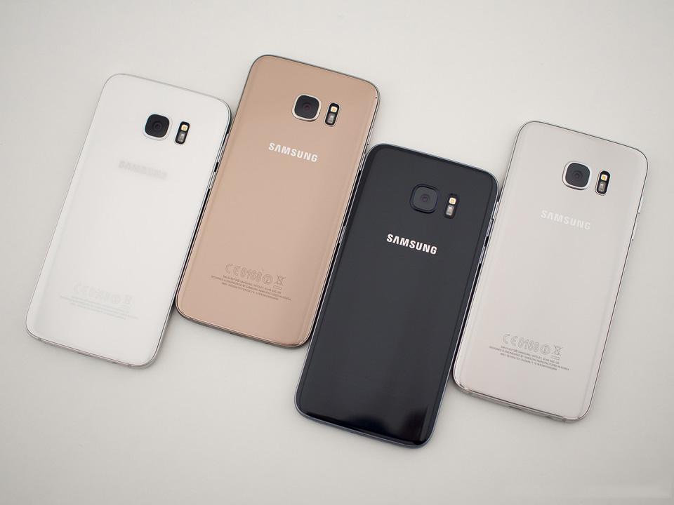 Thiết kế vẻ ngoài của Samsung Galaxy S7 Edge 2 Sim