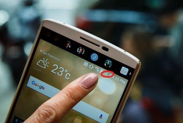 Tại sao điện thoại mất sóng - Hướng dẫn cách xử lý tốt nhất 5