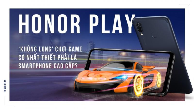 TOP 5 chiếc điện thoạichơi GAME ONLINE tốt nhất 2019