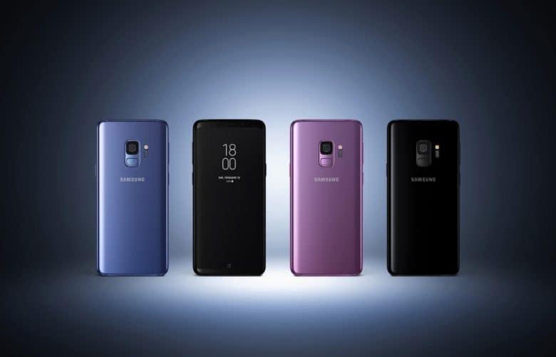 ĐIỆN THOẠI SAMSUNG GALAXY S9 MỚI 100%