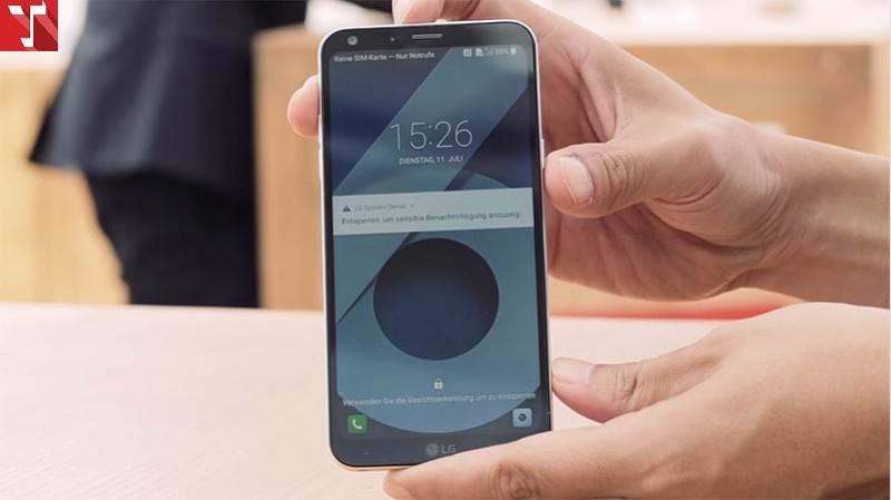 LG Q6+ 2 QUỐC TẾ