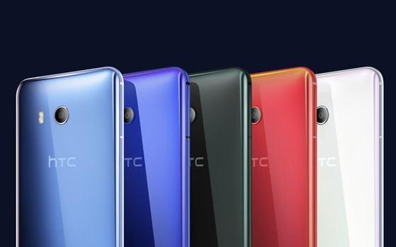 Hai mặt của HTC U11 Plus  2