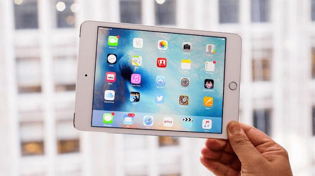iPad Mini 4 16Gg mới 99%