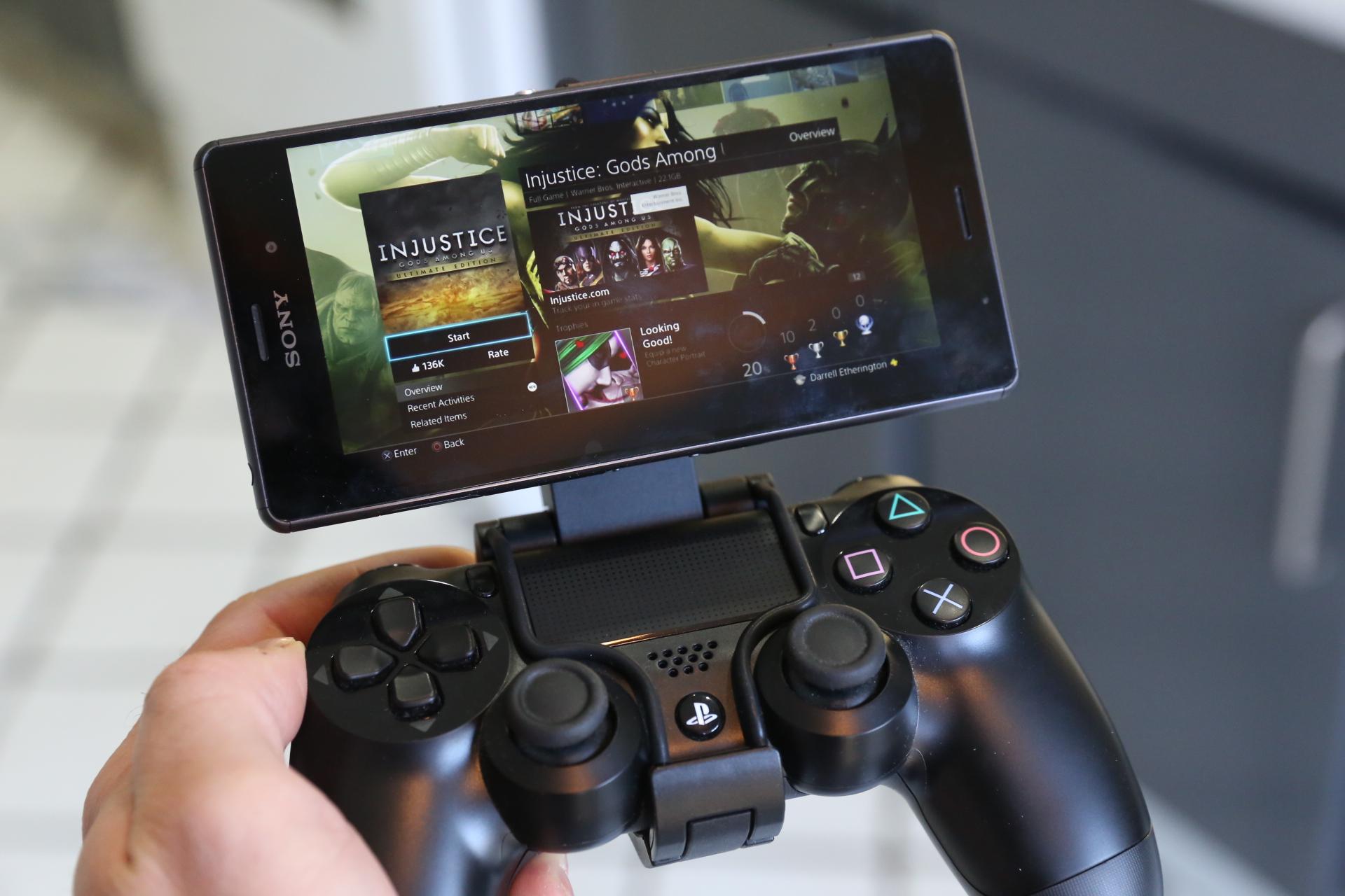 Người dùng có thể thoải chơi game trênsony z3 chính hãng