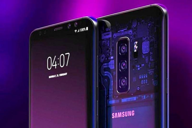 Samsung galaxy s10 xách tay mỹ ấn tượng với cụm 3 camera
