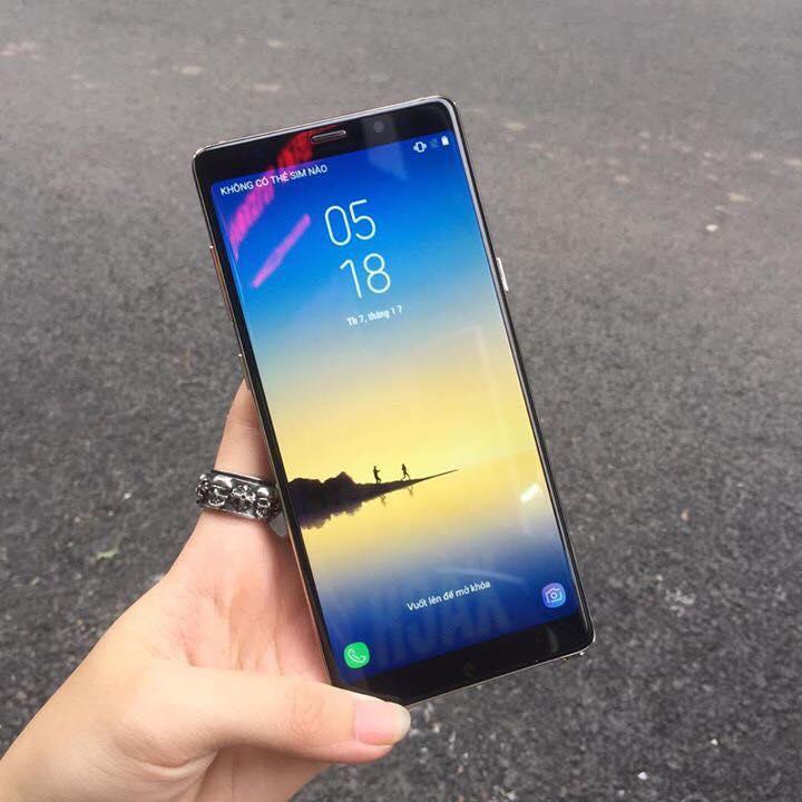 Điện thoại đẹp nhất thế giới Galaxy Note 8