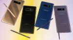 Điện thoại Samsung galaxy note 8 chính hãng