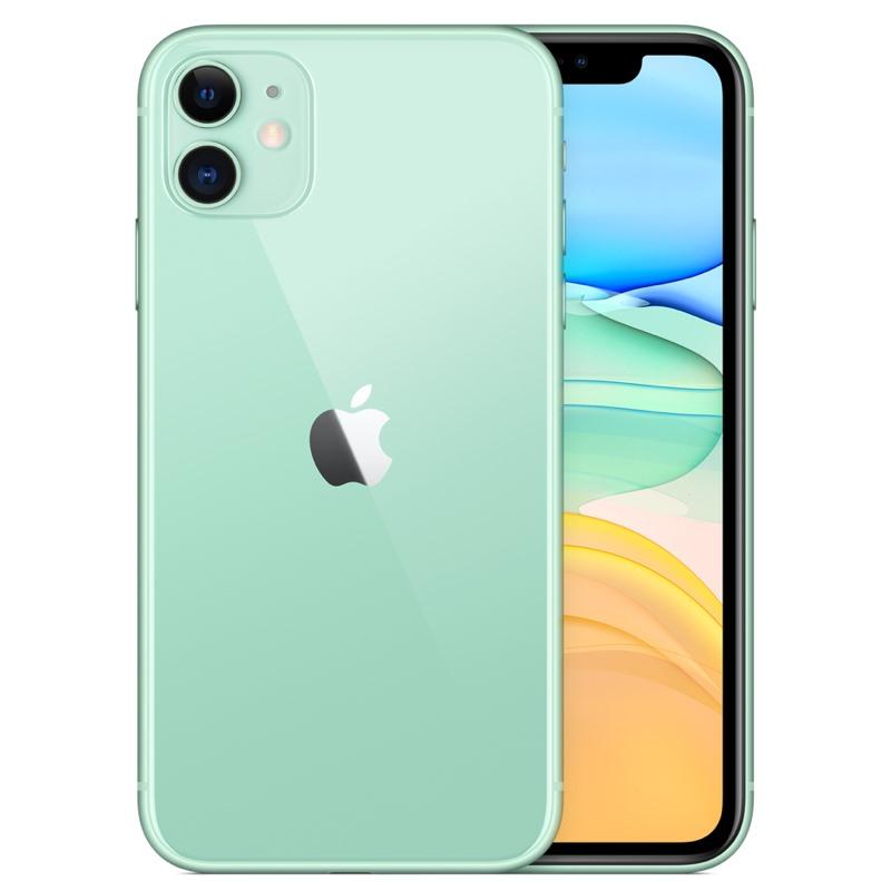 Phiên bản điện thoại iPhone 11 Pro max màu xanh