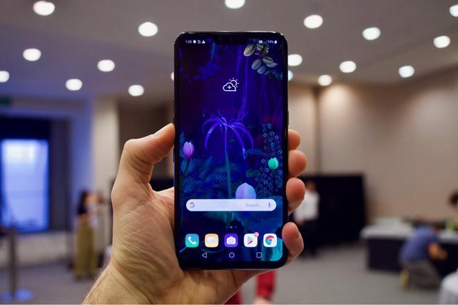 điện thoại LG V50 giá bao nhiêu