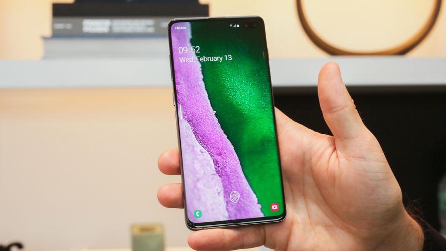 địa chỉ bán Samsung Galaxy S10 xách tay uy tín