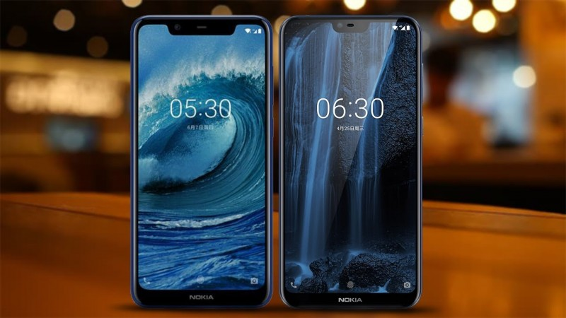 Nokia X5 (2018) 32GB, Ram 3GB Mới Nguyên Seal
