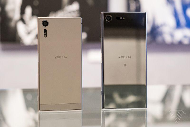so sánh Sony XZs và XZ Prem ưu điểm gì