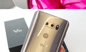 LG V30 Mỹ chính hãng với thiết kế hoàn hảo