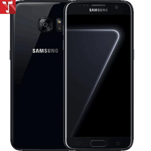 SAMSUNG GALAXY S7 EDGE DUAL SIM 128GB ĐEN NGỌC TRAI( Hết Hàng )