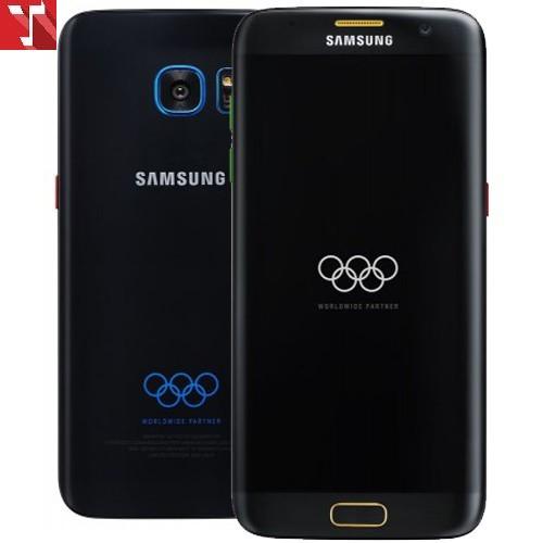 SAMSUNG GALAXY S7 EDGE DUAL SIM OLYMPIC EDITION (MỚI 99%)( Hết Hàng )