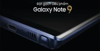 Samsung Note 9 128gb mới 100% bảo hành chính hãng Thinhmobile